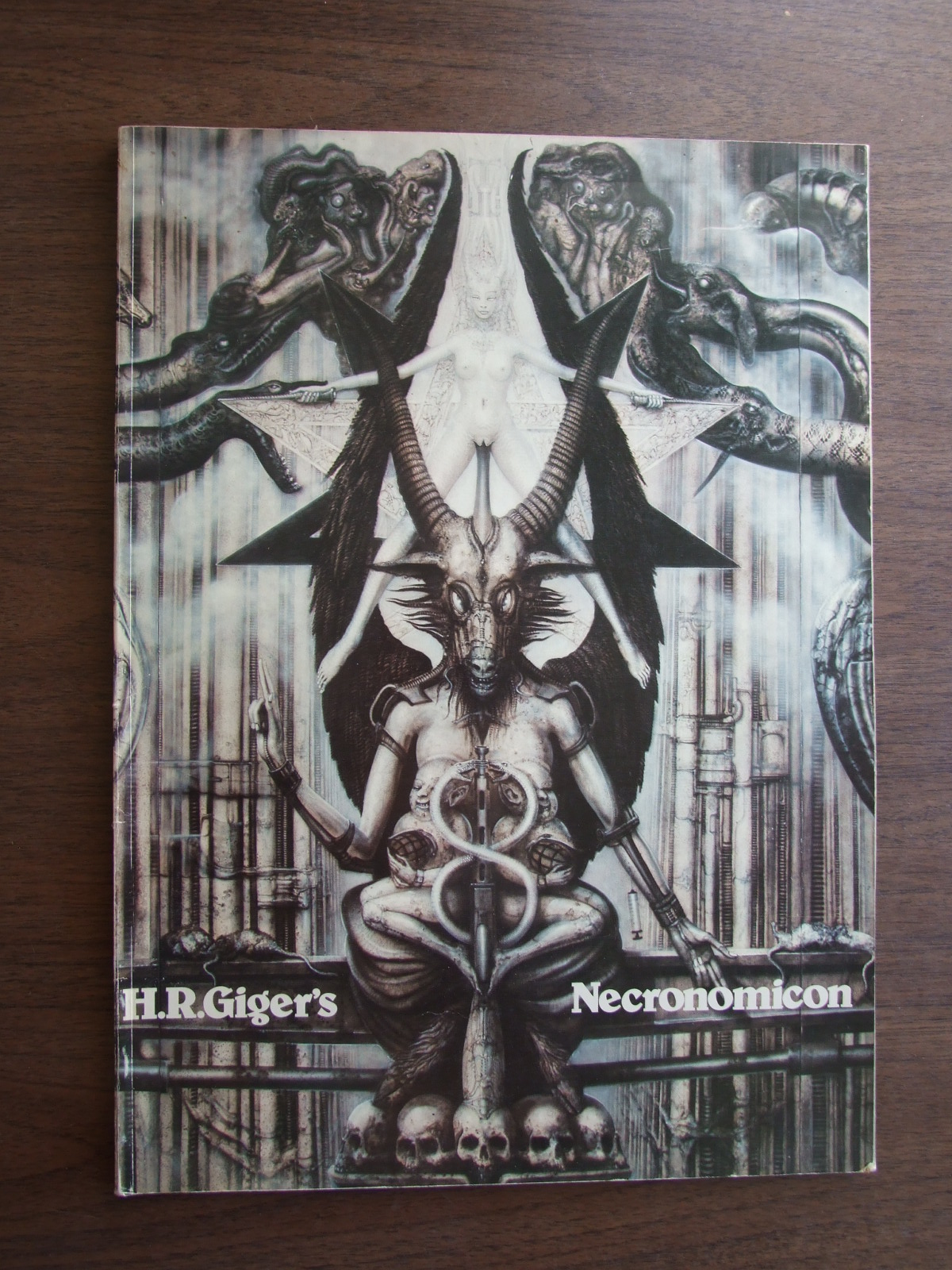 Image 0 of H. R. Giger's Necronomicon