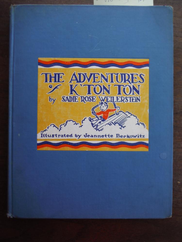 THE ADVENTURES OF K'TON TON. A Little Jewish Tom Thumb.