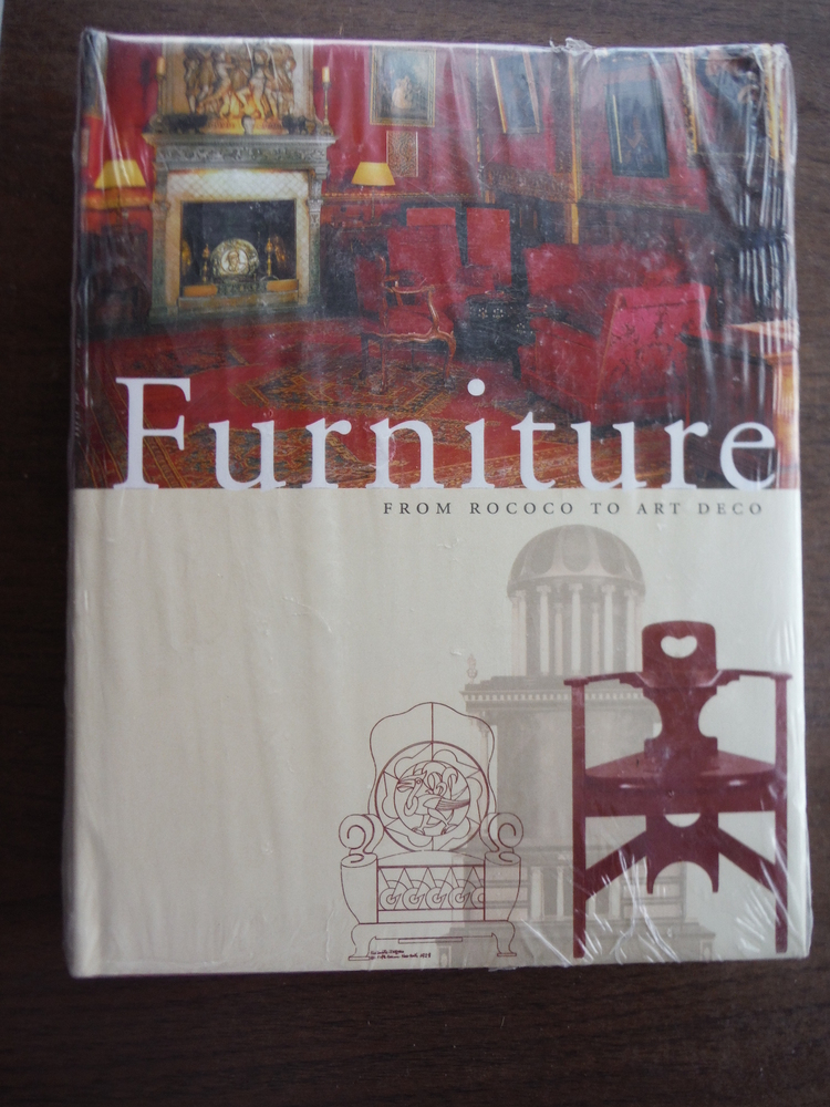Image 0 of Furniture Atlas: From Rococo to Art Deco