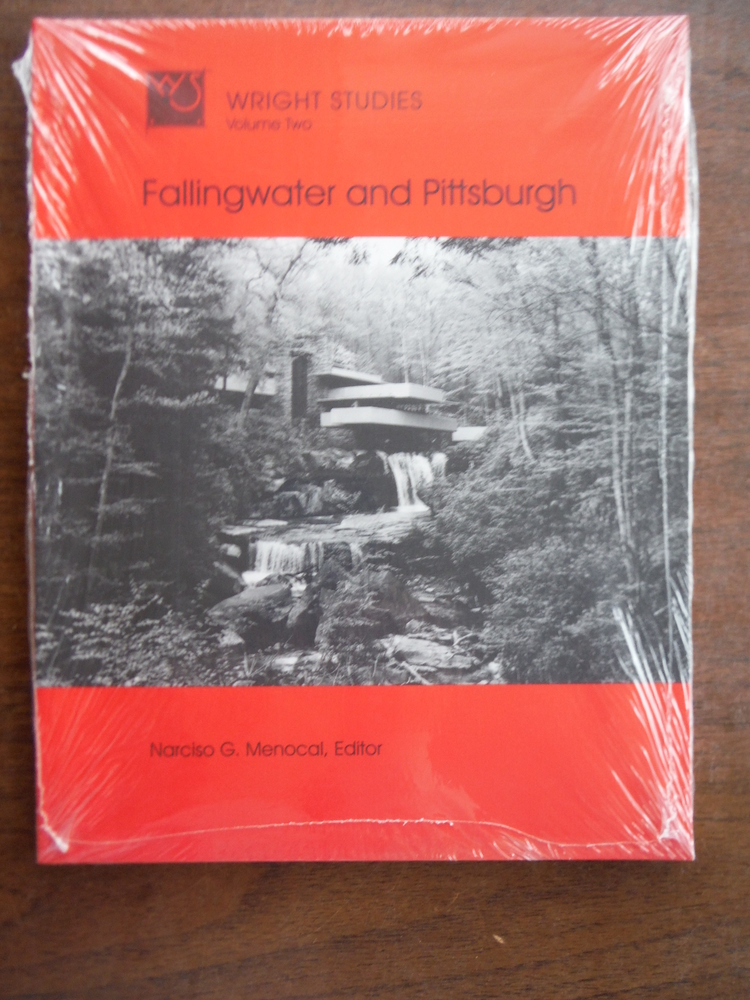 Image 0 of 2: Wright Studies, Volume Two: Fallingwater and Pittsburgh