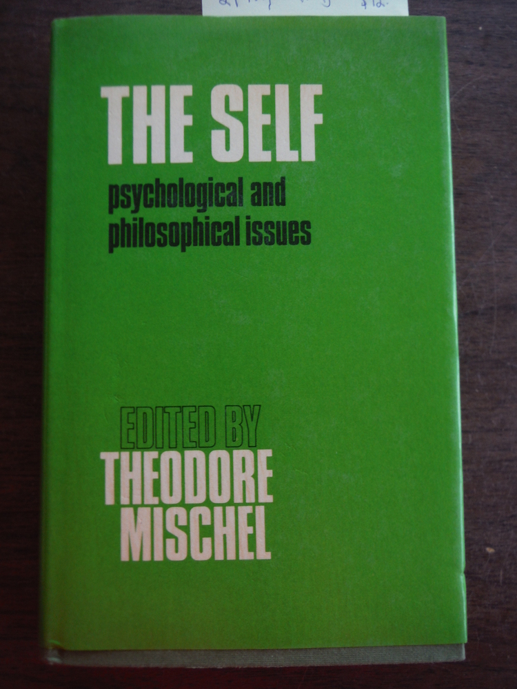 Image 0 of The Self: Psychological and Philosophical Issues