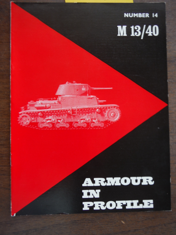 Armour in Profile No. 14 M13/40