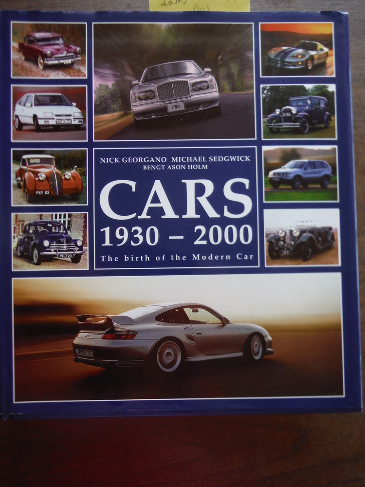 Cars 1930-2000: The Birth of the Modern Car