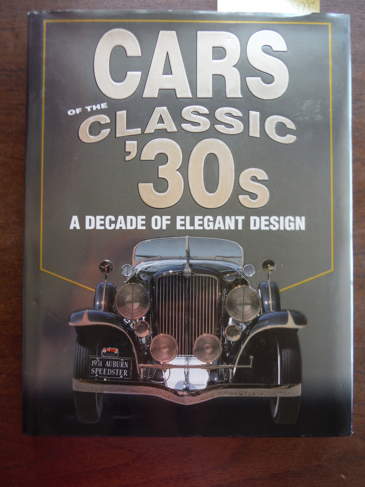 Cars of the Classic 30's