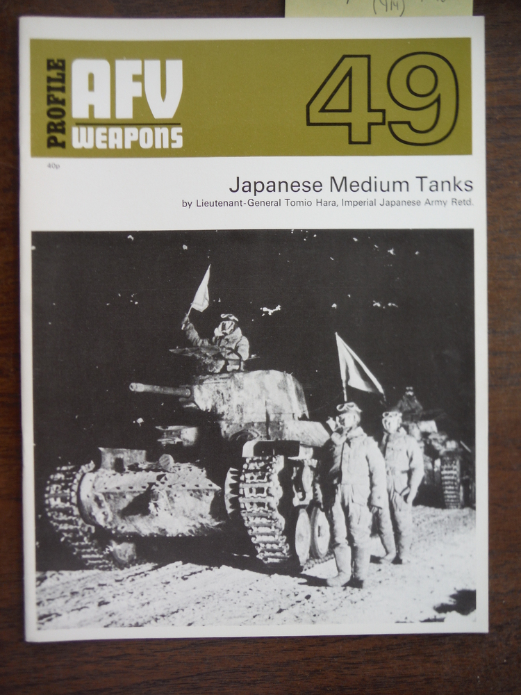 Image 0 of AFV Weapons Profile No. 49: Japanese Medium Tanks