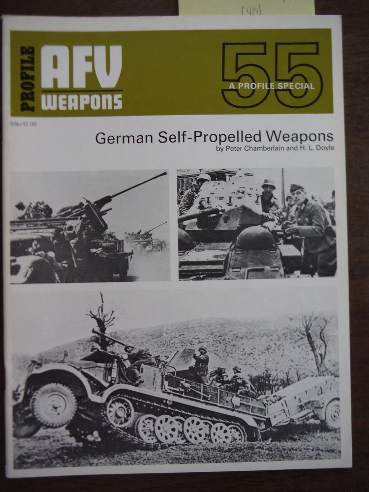 Image 0 of AFV Weapons Profile No. 55: German Self-Propelled Weapons