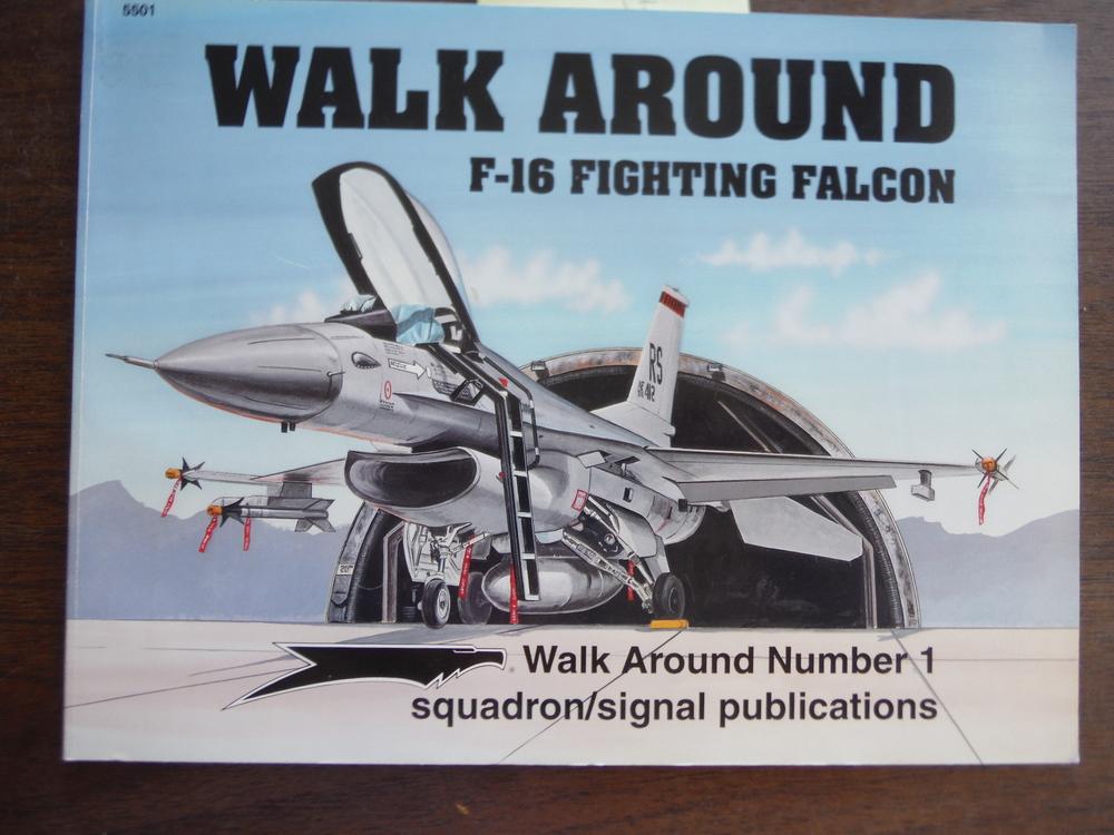 F-16 Fighting Falcon - Walk Around No. 1