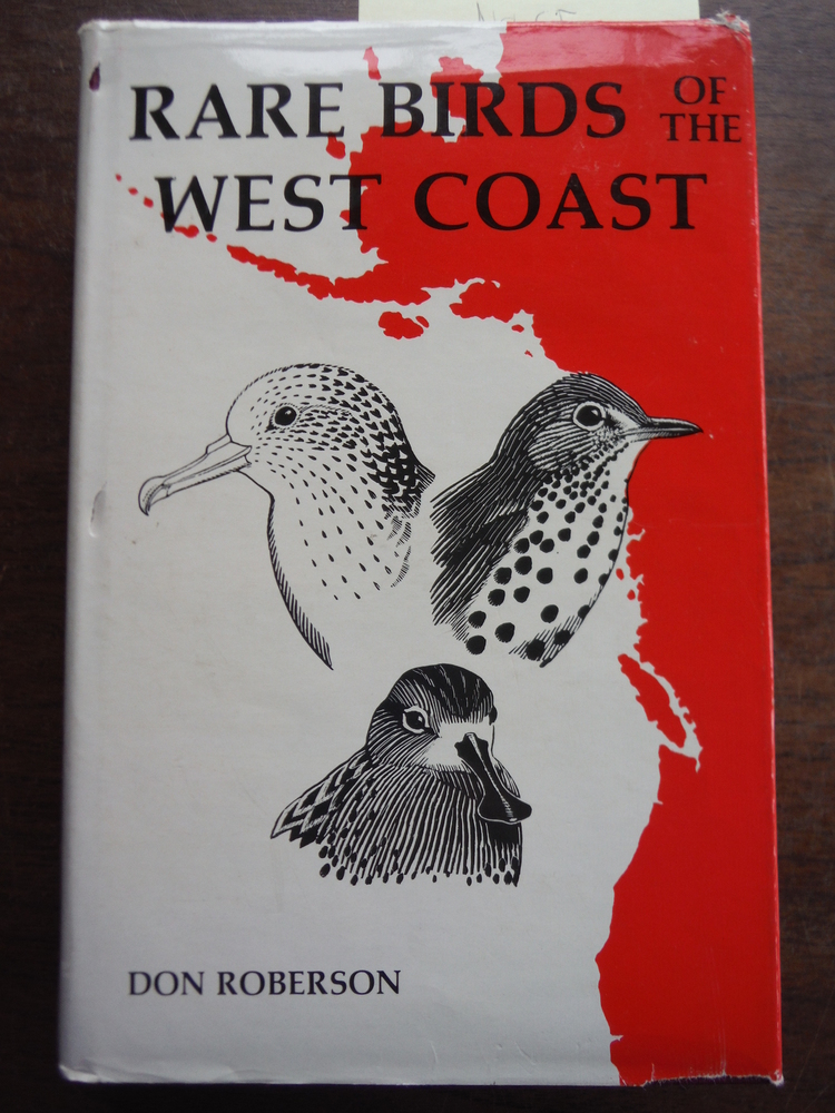 Rare Birds of the West Coast of North America