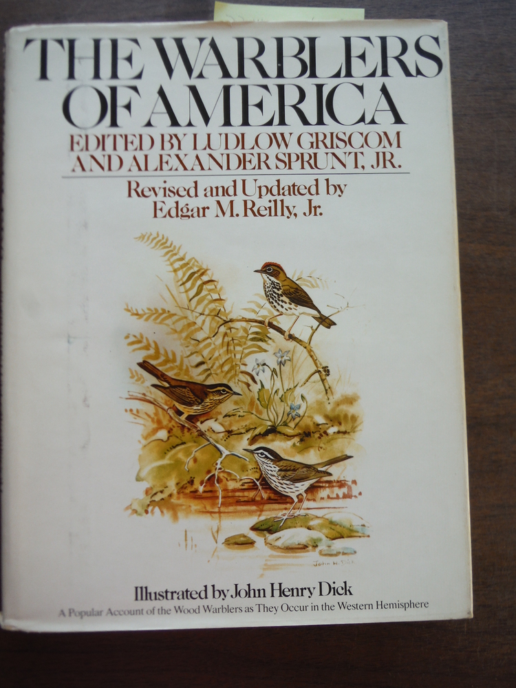 The warblers of America: A popular account of the wood warblers as they occur in