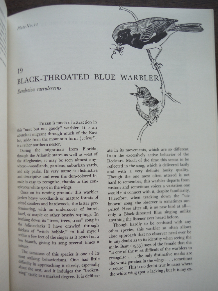 Image 2 of The warblers of America: A popular account of the wood warblers as they occur in