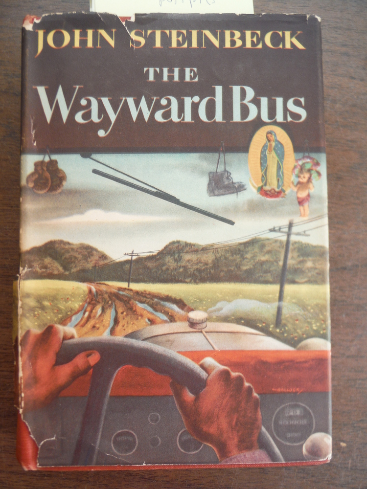 The Wayward Bus (First Edition)