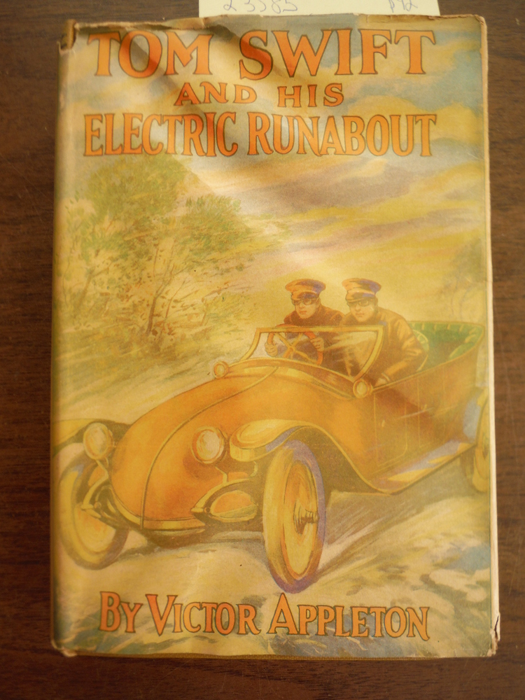 Tom Swift and his Electric Runabout: Or, The speediest car on the road, (His The