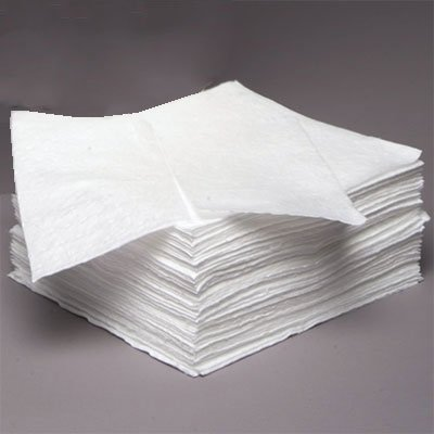 OAP M White Oil Only Absorbent Pads   Pack of 50