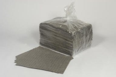 OAP HR 50 Heavy Weight Oil Absorbent Pad   Recycled   Pack of 50