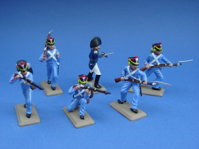 Britains Deetail DSG Toy Soldiers Napoleonic Toy Soldiers French 1st Foreign Grenadiers