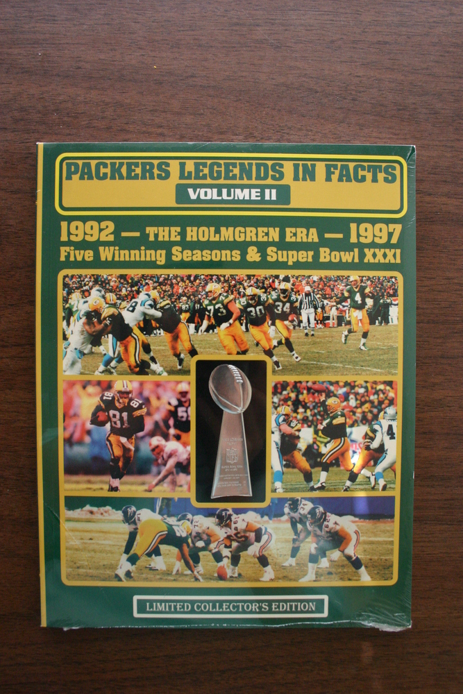 Packers Legends In Facts Volume II