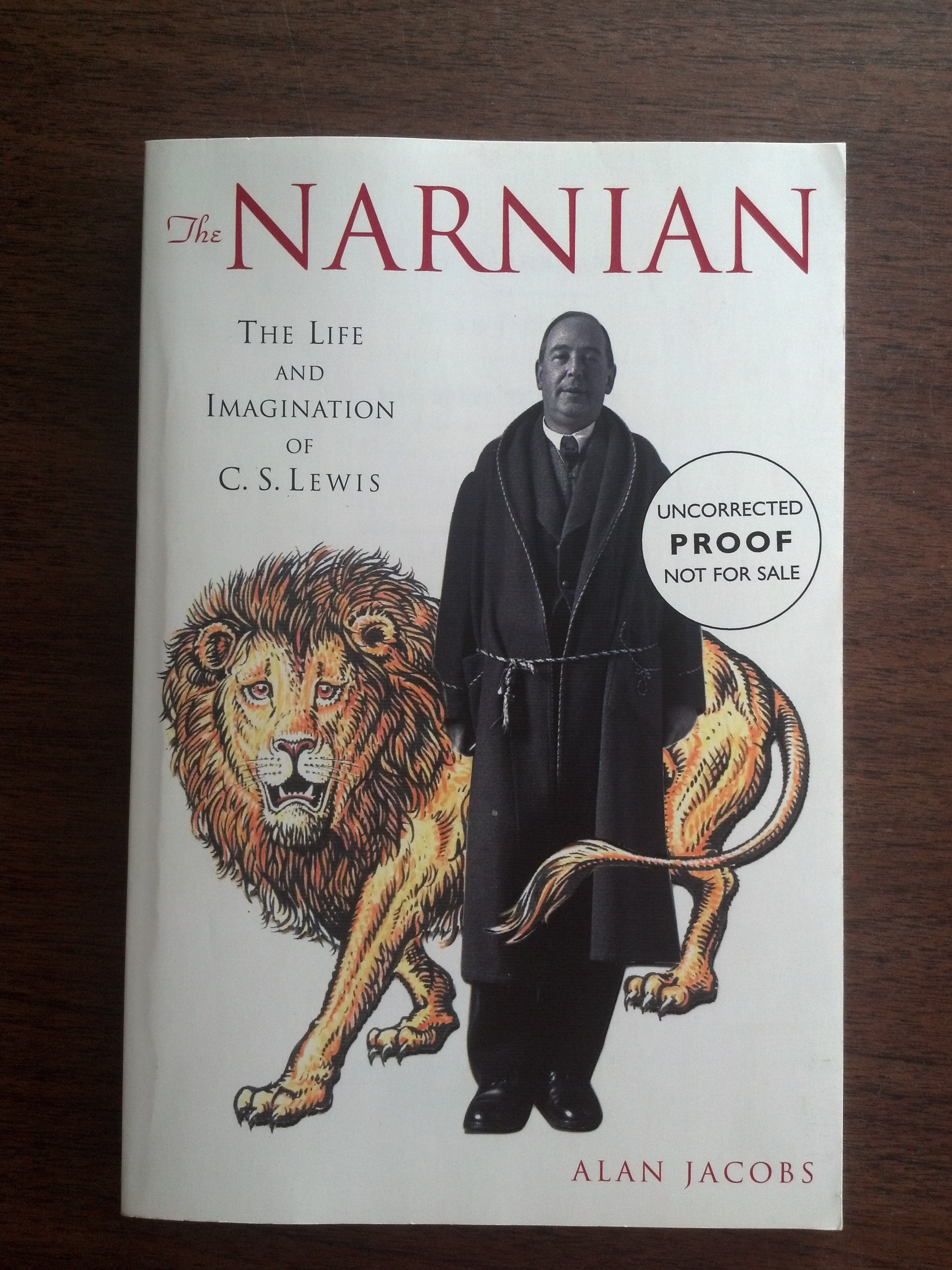 Image 0 of The Narnian : The Life and Imagination of C. S. Lewis