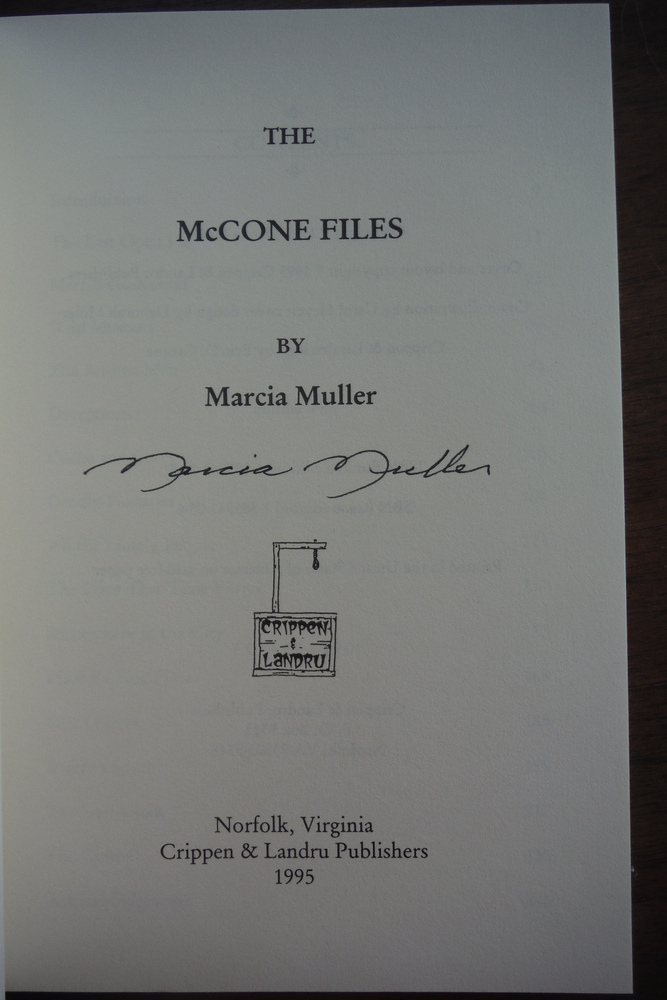 Image 1 of The Mccone Files