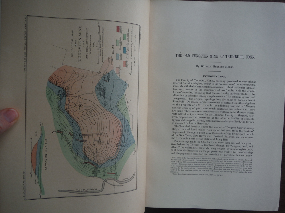 Image 2 of Twenty Second Annual Report of the United States Geological Survey of the Secret