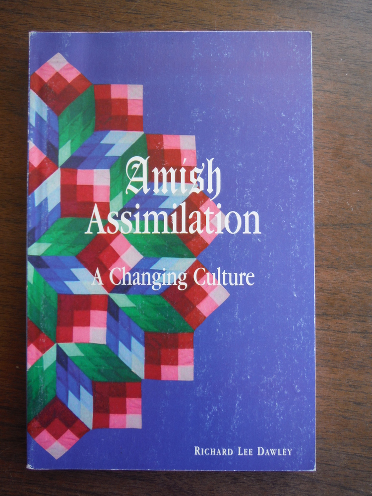 Image 0 of Amish Assimilation: a Changing Culture