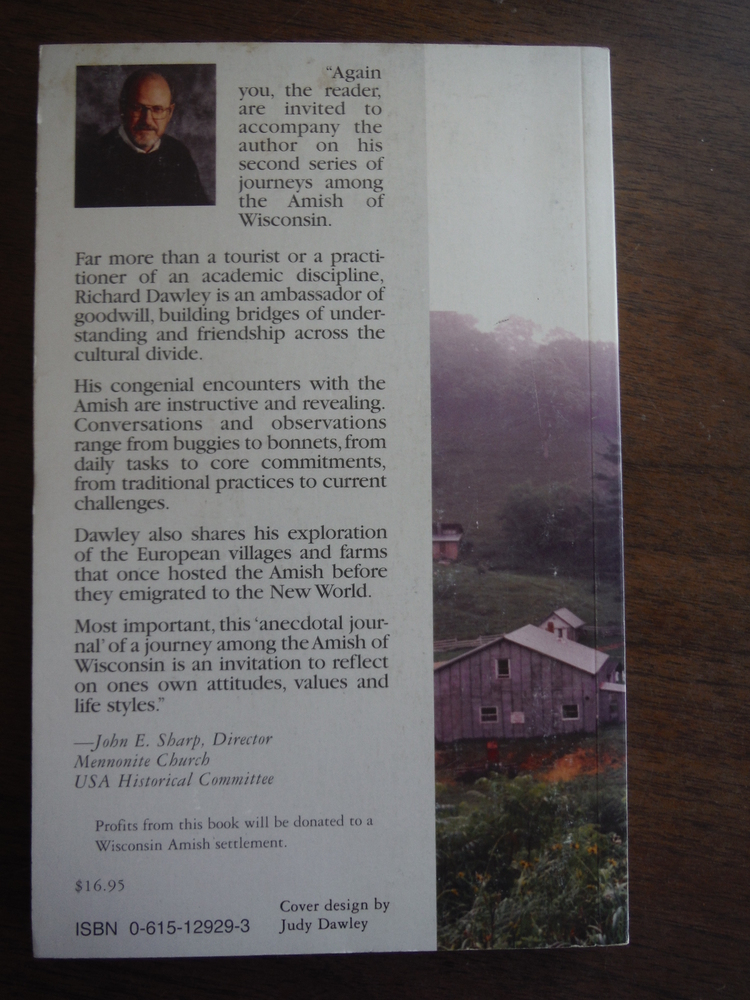 Image 1 of Amish Journey in Contentment An Anecdotal Journal