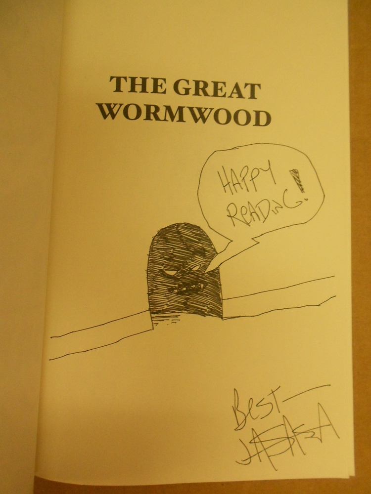 Image 1 of The Great Wormwood