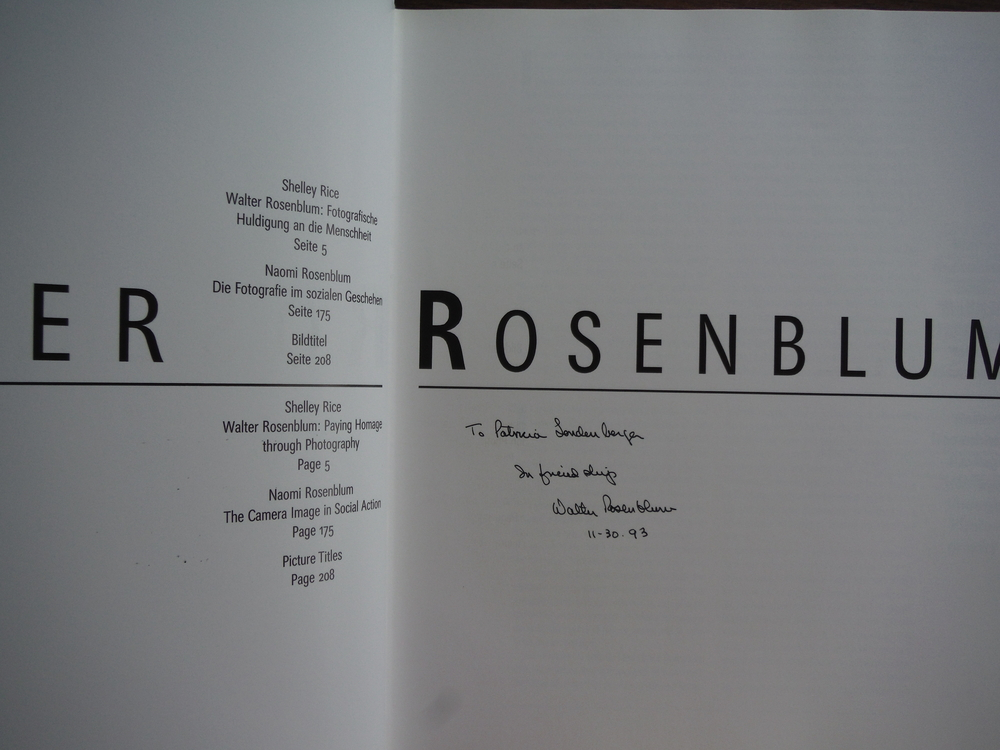 Image 1 of Walter Rosenblum (German Edition)