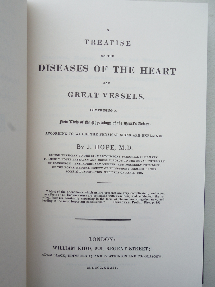 Image 1 of Treatise on the Diseases of the Heart &