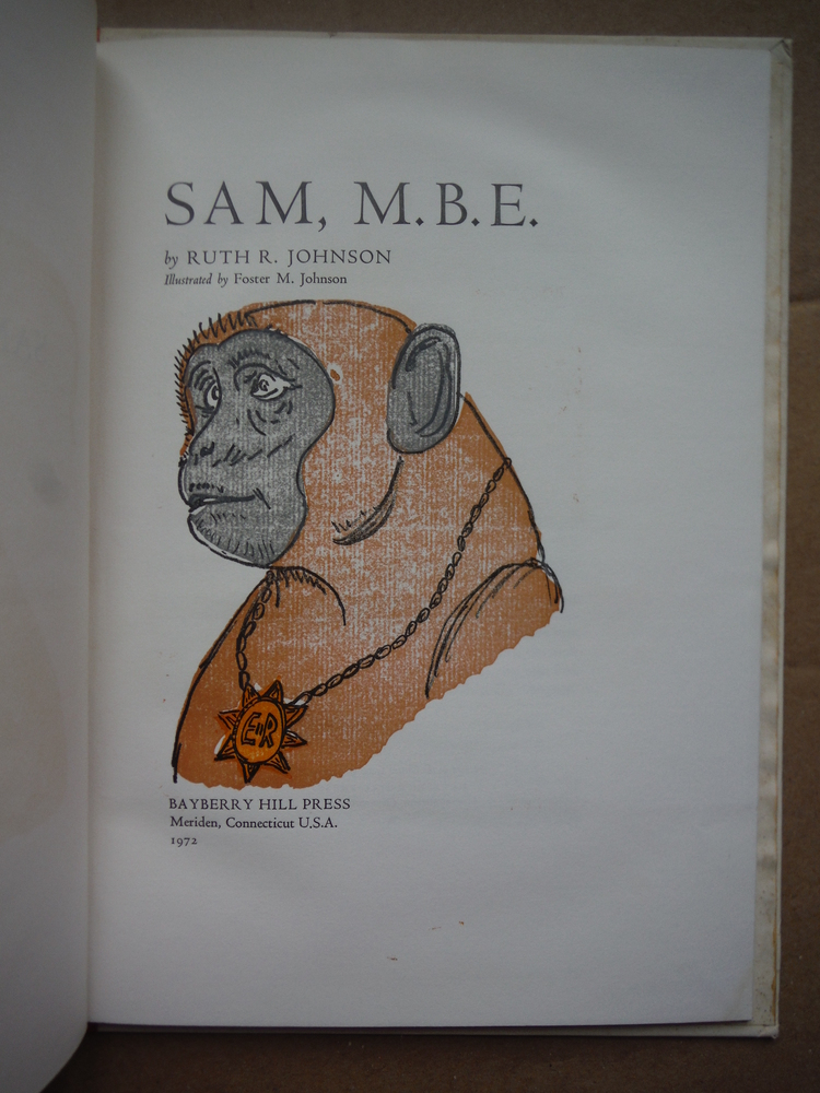 Image 2 of SAM, M.B.E.