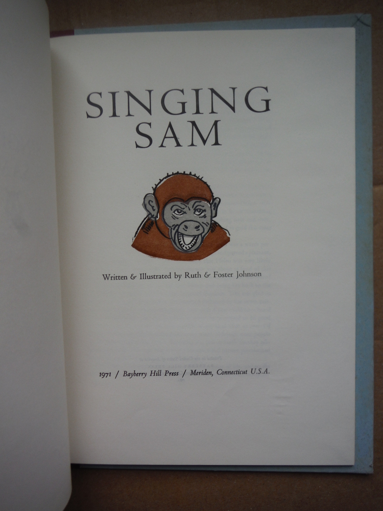 Image 2 of Singing Sam