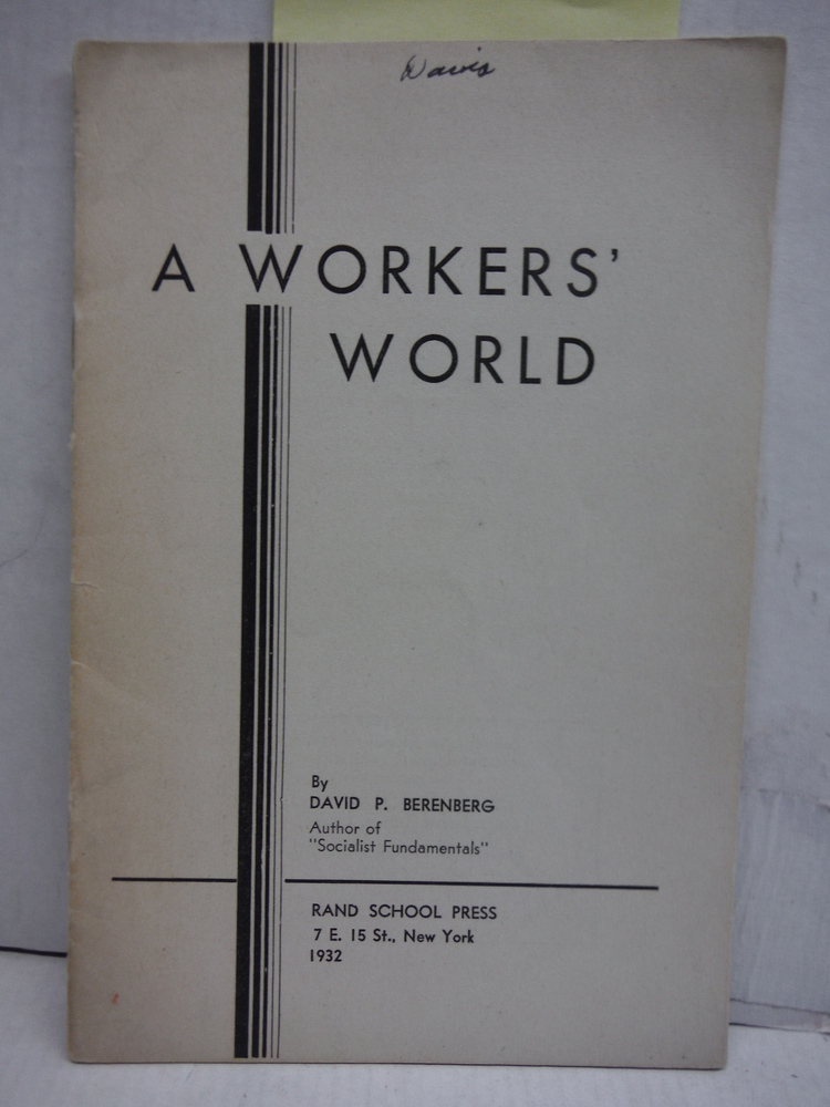 A Workers' World