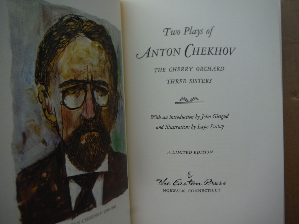 Image 1 of Two Plays of Anton Chekov: The Cherry Orchard; Three Sisters