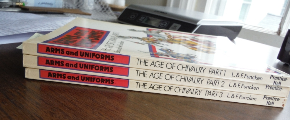 Arms and Uniforms; Age of Chilivalry, 3 Parts
