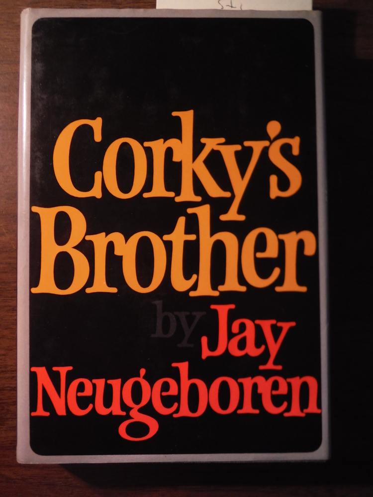 Signed: Corky's Brother