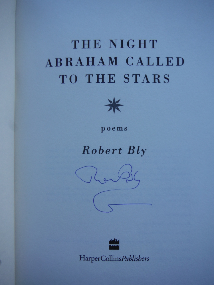 Image 1 of The Night Abraham Called to the Stars: Poems