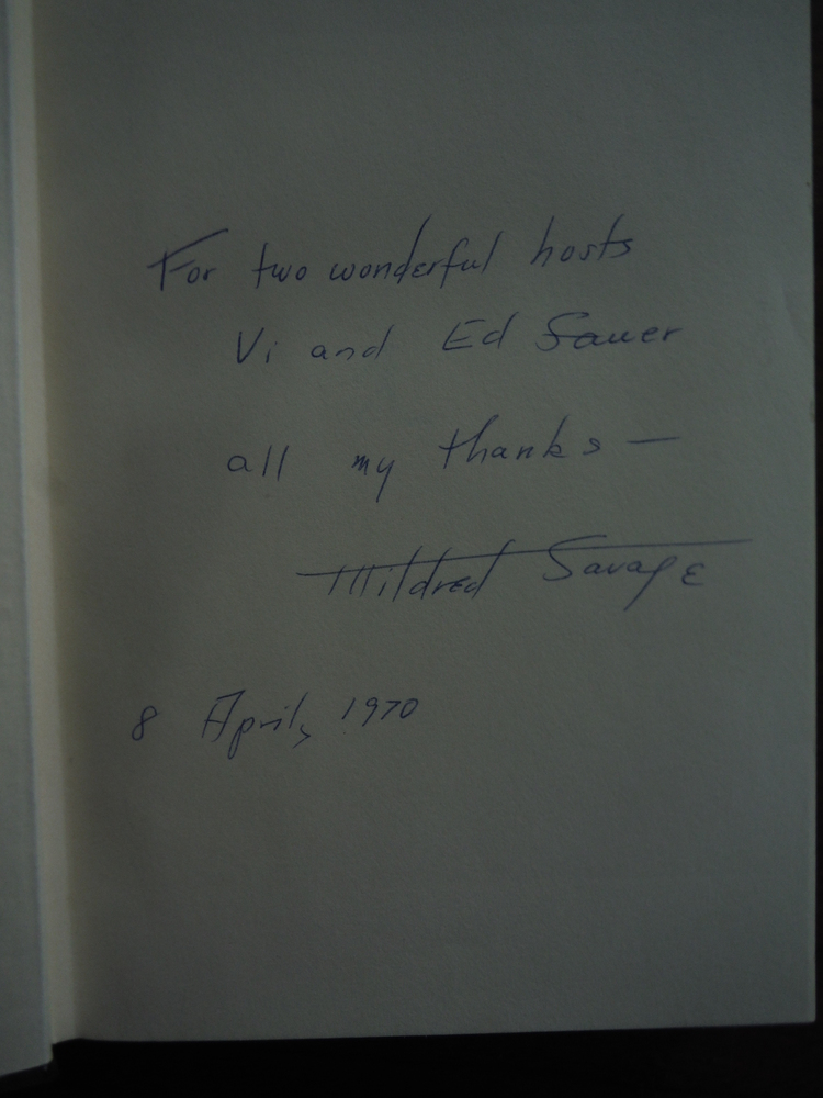 Image 1 of A Great Fall (Signed)