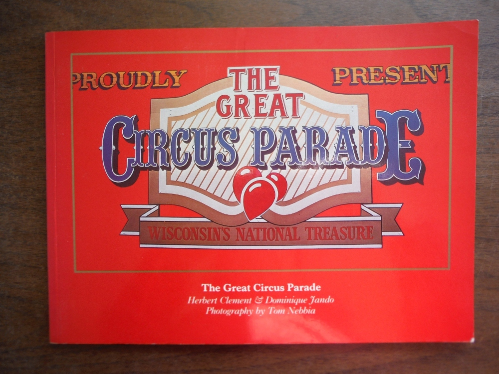 Image 0 of The Great Circus Parade (Signed by Red Skelton)