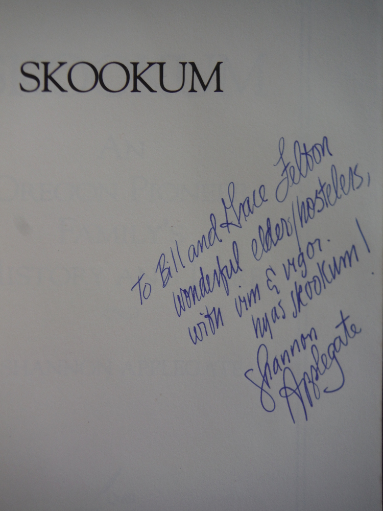 Image 1 of Skookum: An Oregon Pioneer Family's History and Lore