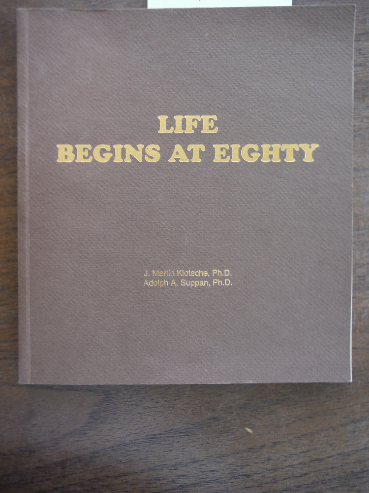 Image 0 of Life Begins at Eighty