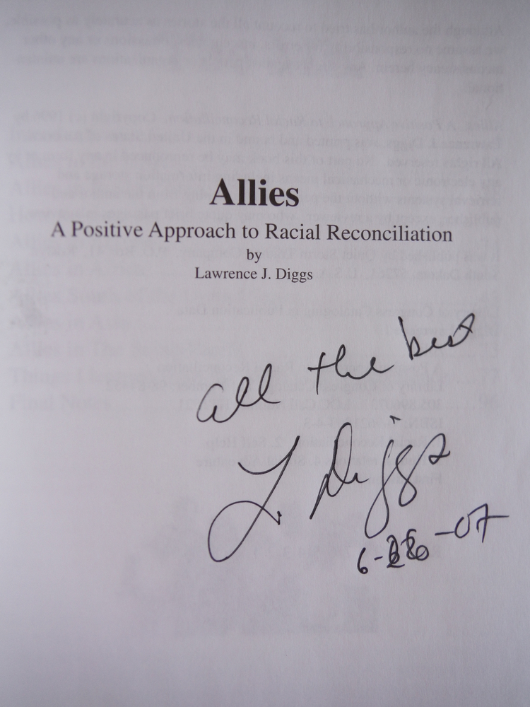 Image 1 of Allies: A Positive Approach to Racial Reconciliation