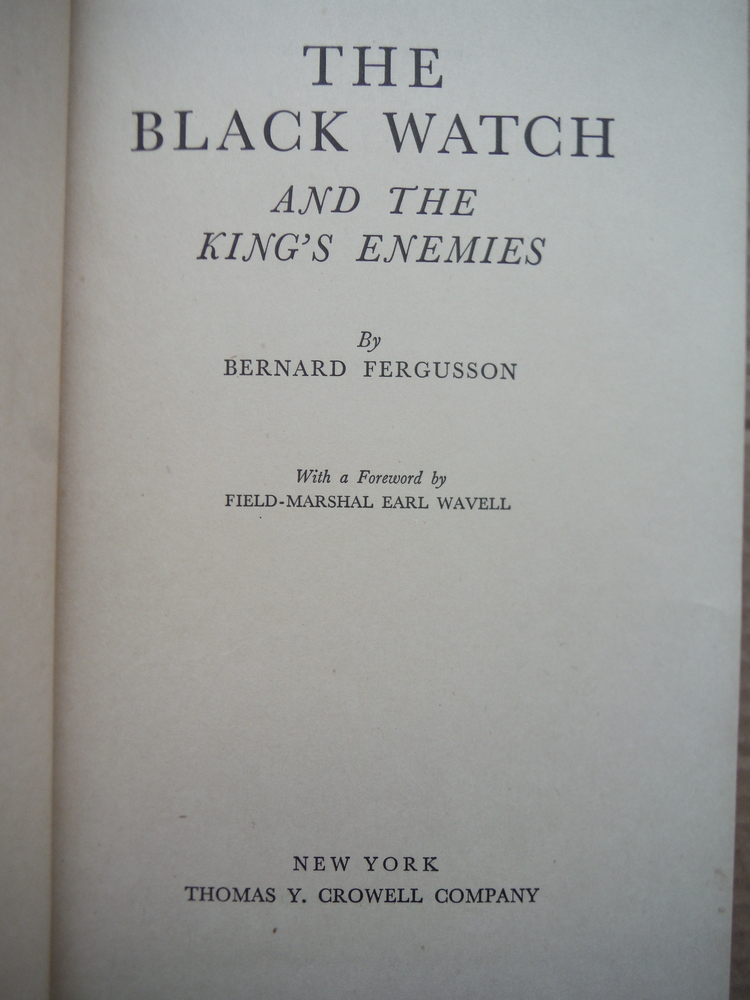 Image 1 of The Black Watch and the King's enemies