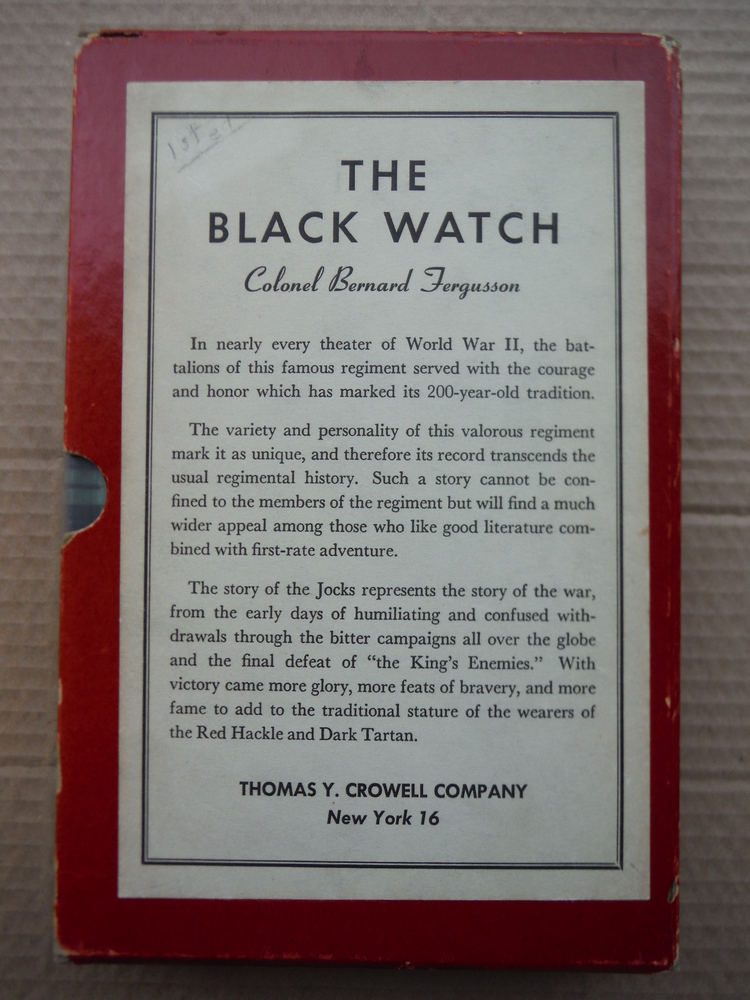 Image 2 of The Black Watch and the King's enemies
