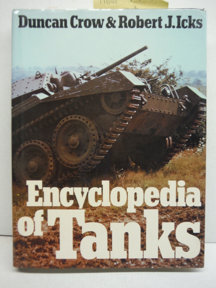 Image 0 of Encyclopaedia of Tanks