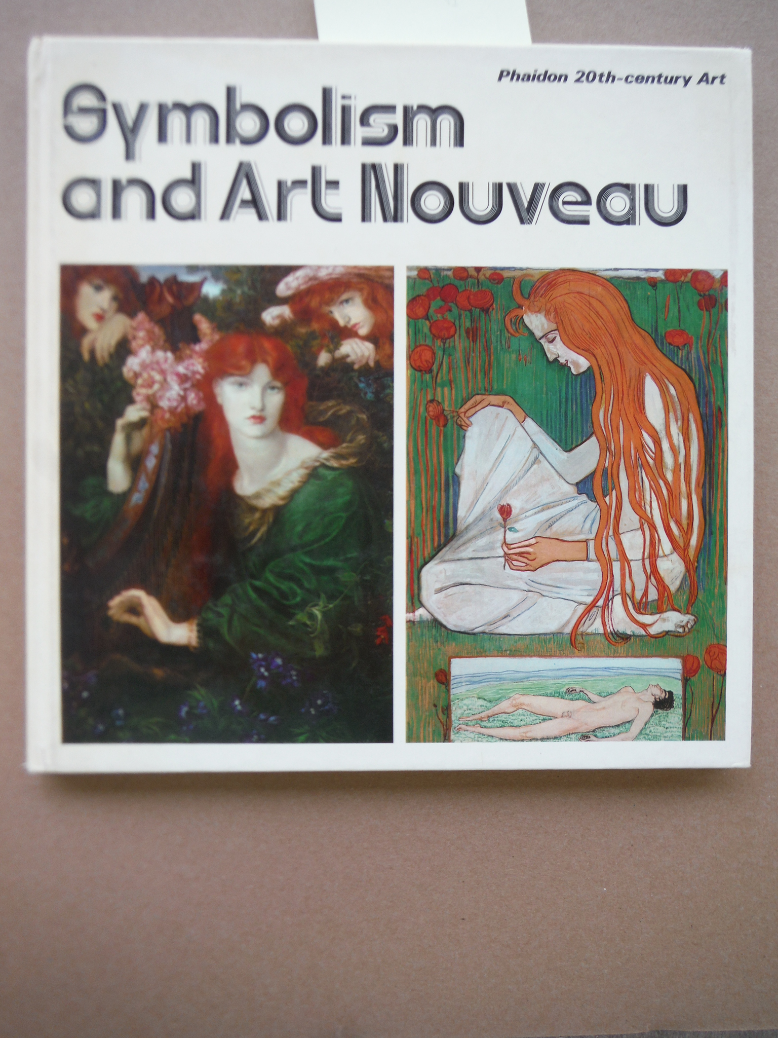 Symbolism and Art Nouveau (Phaidon 20th-century art)