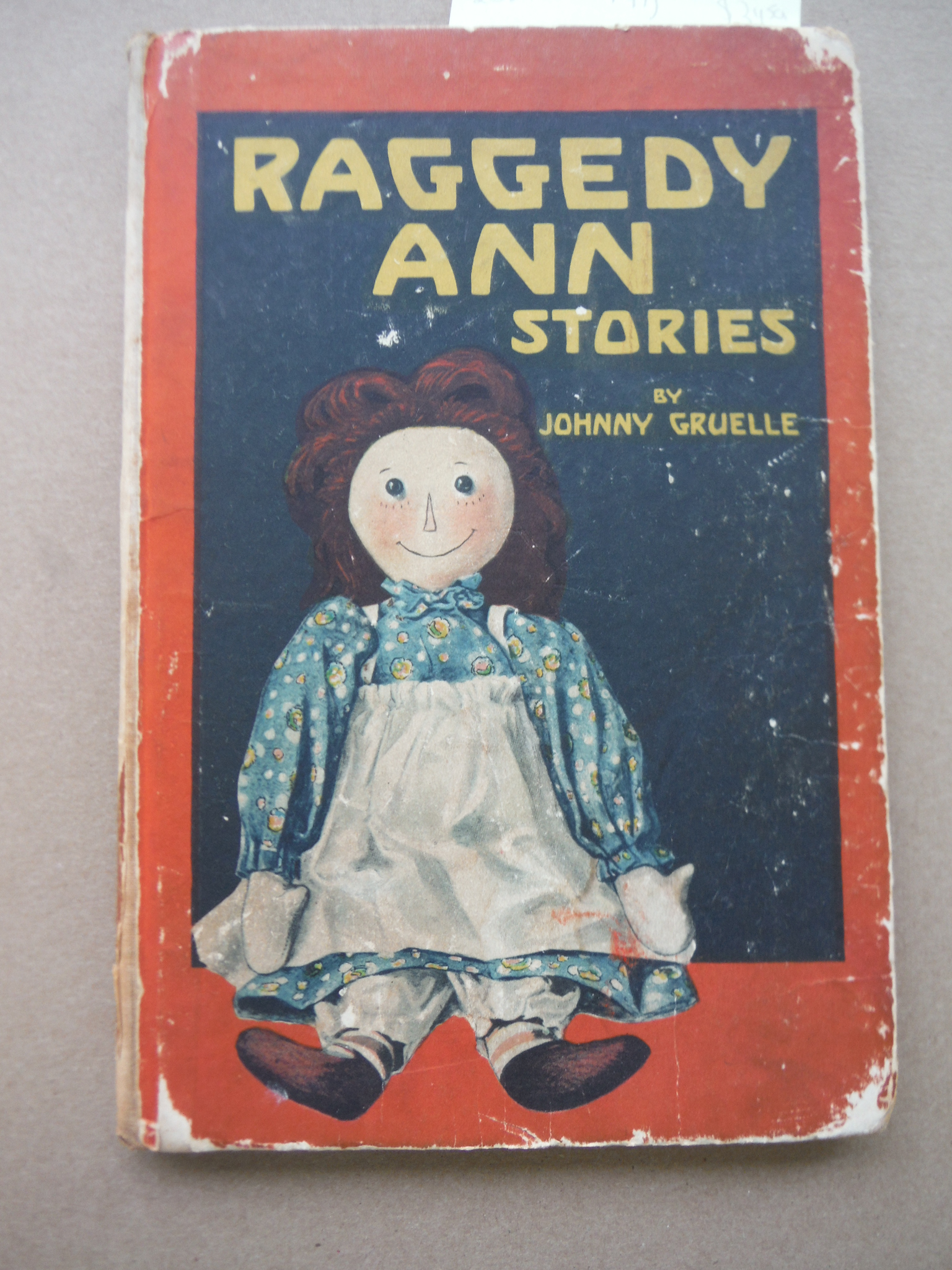 Image 0 of Raggedy Ann Stories