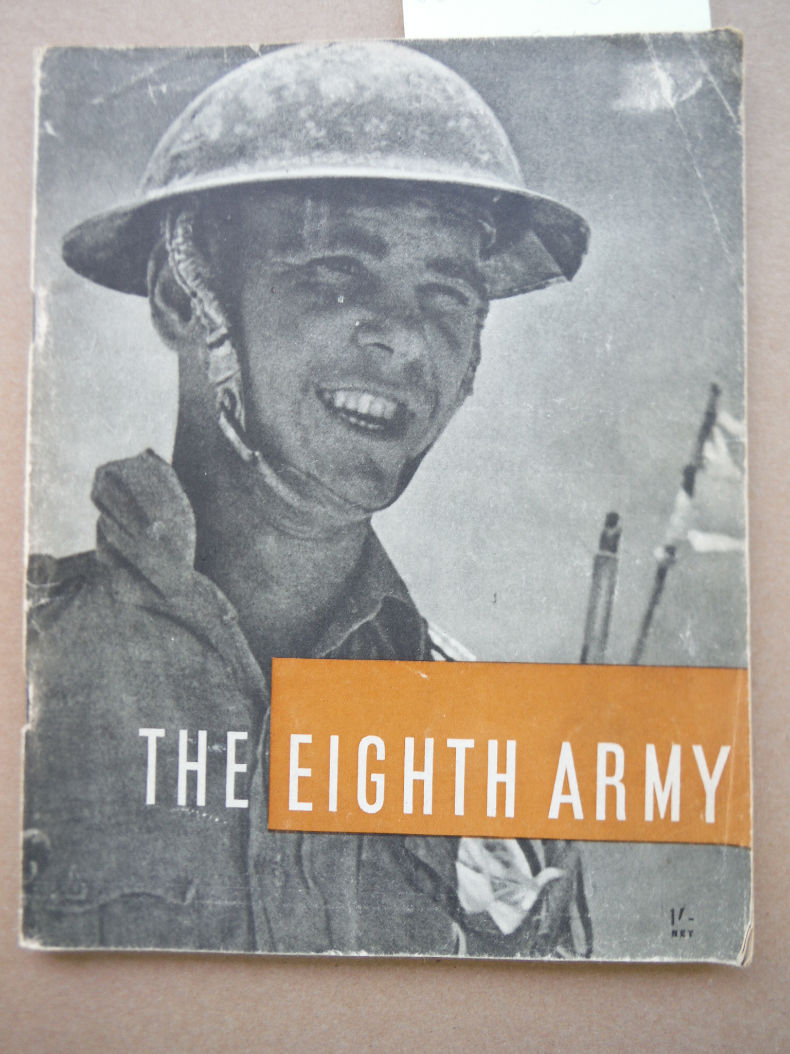 The Eighth Army September 1941 to January 1943