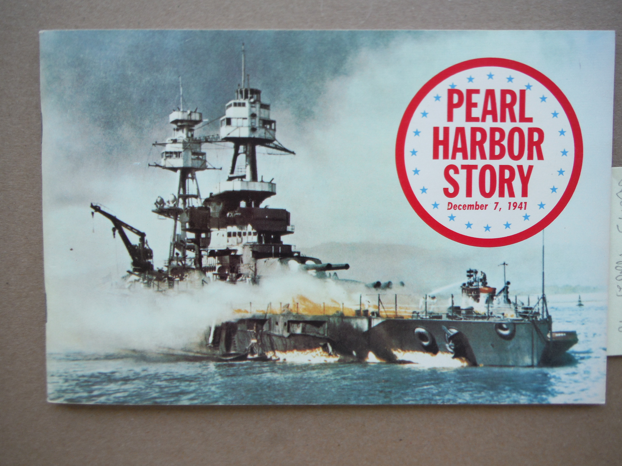 Image 0 of Pearl Harbor Story