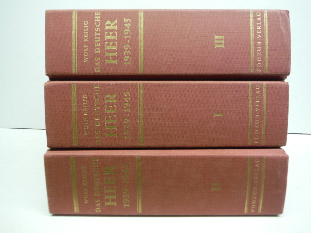 Image 0 of Da Deutsche Heer 1939-1945 (3 Vols)