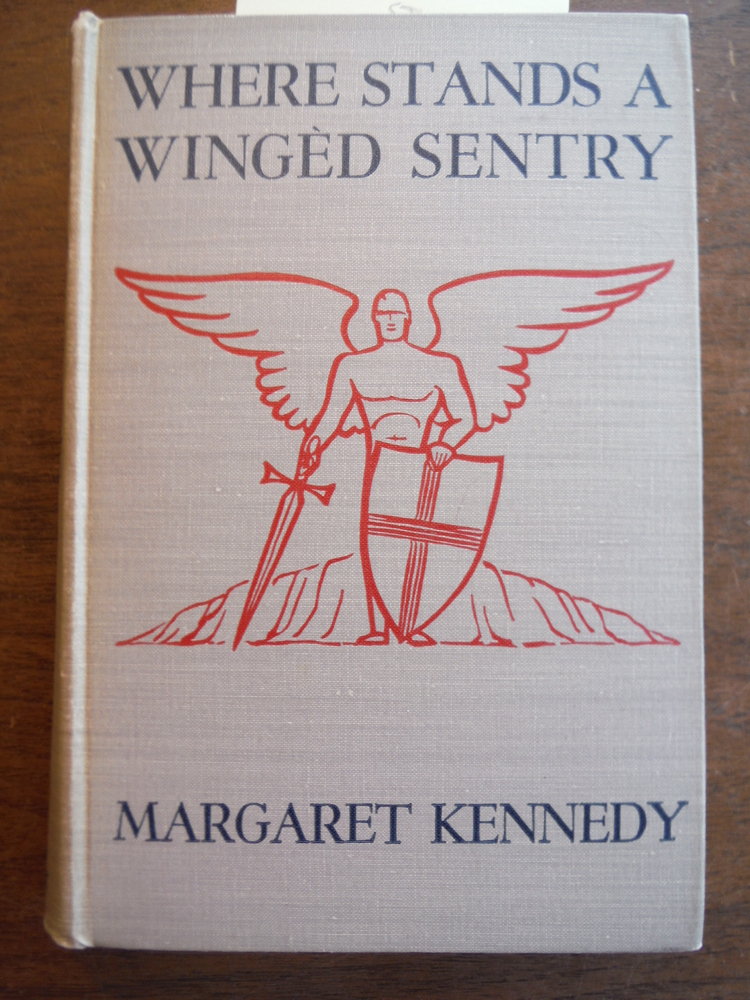 Image 0 of Where Stands a Winged Sentry
