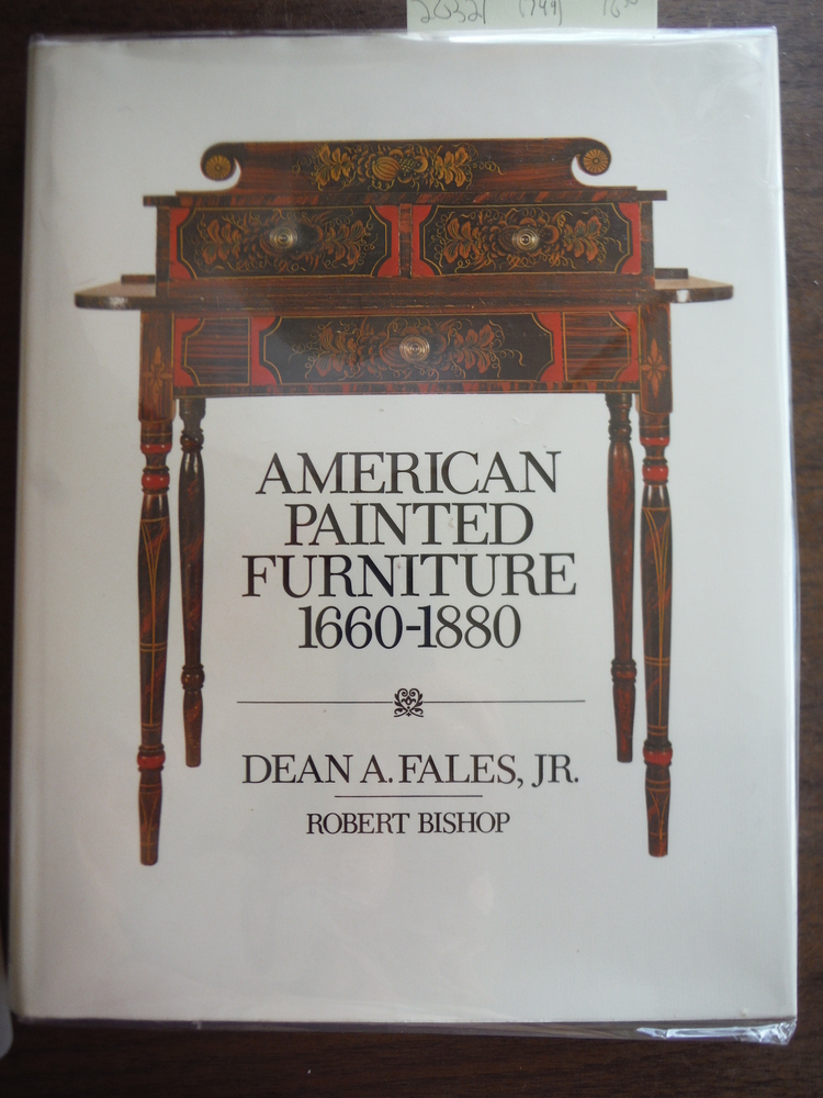 American painted furniture, 1660-1880